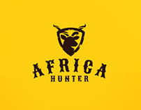 Africa Hunter - logo