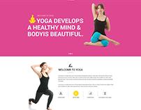 Yoga PSD