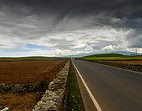 Sao Miguel Azores Landscape