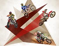 Arena Cross Brasil - Social media artwork