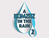 CD Design - Kumzitz in the Rain