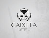 Caixeta Advocacia - Branding