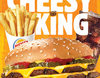 500Degrees Studio - Burger King
