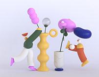 Ikebana | Mini 3D film