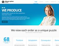 Business Joomla Template