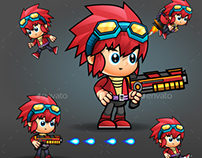2D Game Character Sprites 284