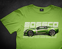 Bossco T-shirt collection