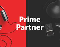 Branding for Prime Partner