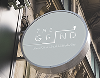 The Grind | Logo Design + Branding