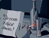 Estampa: Recado ao Poeta