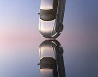 Audi A6 Mirror