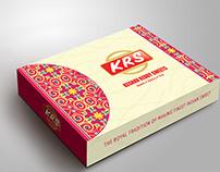 KRS Sweet box packaging