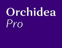 Orchidea Pro Typeface