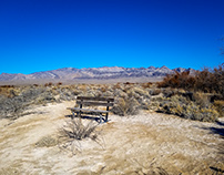 Corn Creek, Nevada, USA