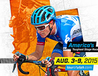 2015 Tour of Utah Advertising