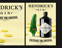 Hendrick's Gin | Advertising