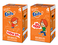 Holiday Pack for fanta