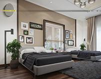 Bedroom (B-K-V)