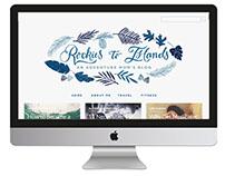 Rockies to Islands - Blog Header