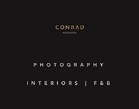 CONRAD BENGALURU - PHOTOGRAPHY