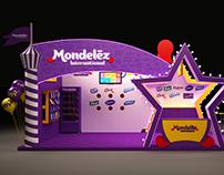 Mondelez Booth