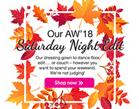 Superdrug Email Marketing - Autumn Newsletter
