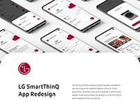 Lg SmartThinQ App Redesign
