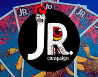 Campaign Jr. / Handmade / Illustrations