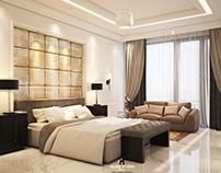 "Modern Bedroom "" Qatar """