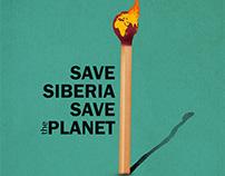 SAVE SIBERIA - SAVE THE PALNET