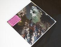 """Vinyl Design for """"Fuga in Egitto"""""""