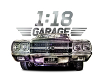 1:18 muscle garage