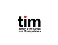 TIM - Les Mousquetaires