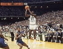 Michael Jordan's greatest moments as a Tar Heel