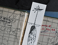 Narwhal Bookmark