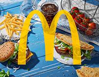 McDonald's Special Cuisine 2016-2019