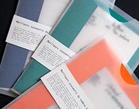 Merveilleux souvenirs // Kit de cartes postales