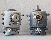 Steampunk Mini Marshalls