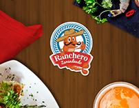 Ranchero Zarandeado Webdesign