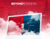 Beyond Borders Website Design