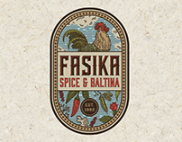 Branding for Fasika Spice and Baltina