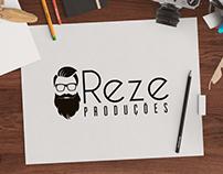 Criação de Logo Reze Produções