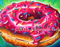 Majestic Donut