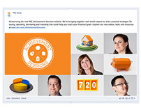 PNC Financial: Facebook Social Ads