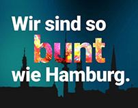 Diversity - Hamburger Hochbahn Motion Design & Music