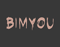 Bimyou | Almost FREE FONT