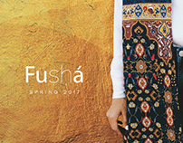 Fuṣḥá فصحى - Chevron Spring Collection