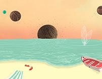 illustration - MoStar Dreams