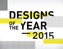 DESIGN MUSEUM - Designs of the Year 2015 Promo
