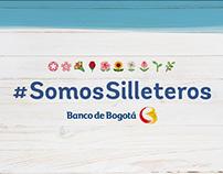#SomosSilleteros Banco de Bogotá